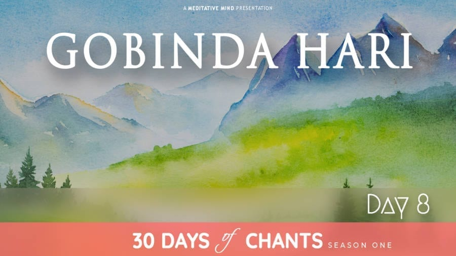 Day 8 | GOBINDA HARI