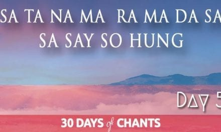 Day 5 | SA TA NA MA + RA MA DA SA SA SAY SO HUNG