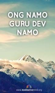 Ong Namo Mantra Free HD Wallpaper Mobile