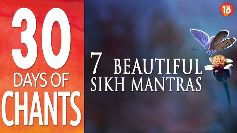 7 Beautiful Sikh Mantras for Meditation (Gurbani)