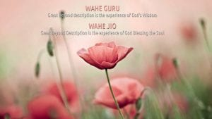 Wahe Guru Wahe Jio Mantra Wallpaper Download