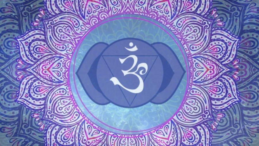 6. Third Eye Chakra, brow chakra, sixth chakra, ajna