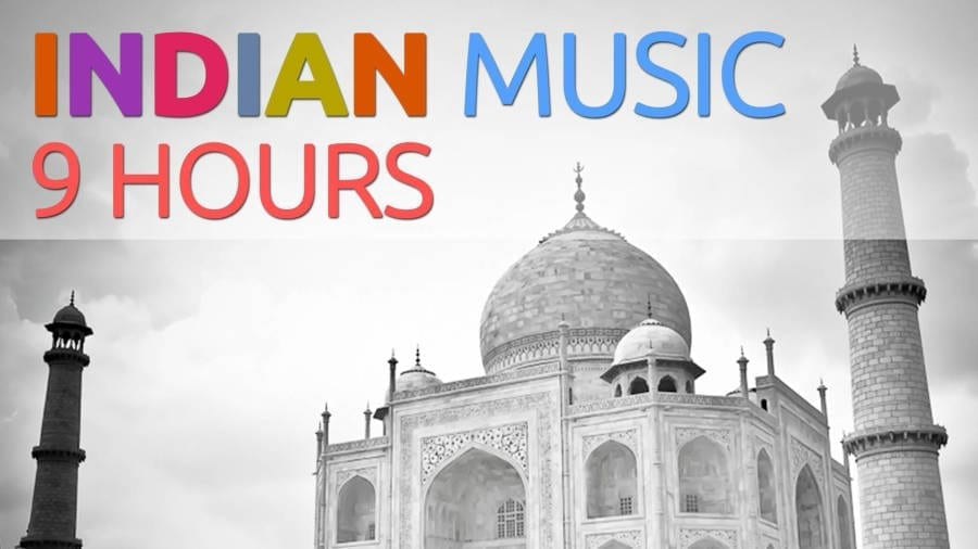 Indian Instrumental Music Background for Meditation and Yoga and Relaxation