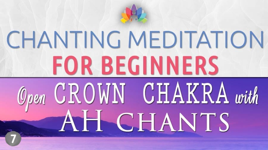 Blow Open Your Crown Chakra