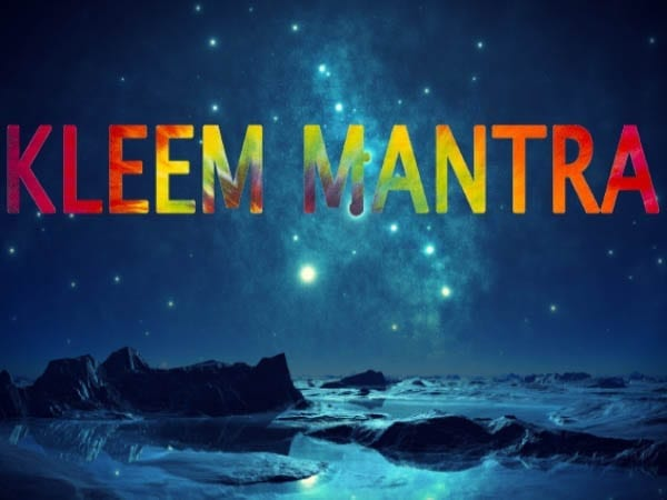 Kleem Mantra - The Love Mantra - Meditative Mind