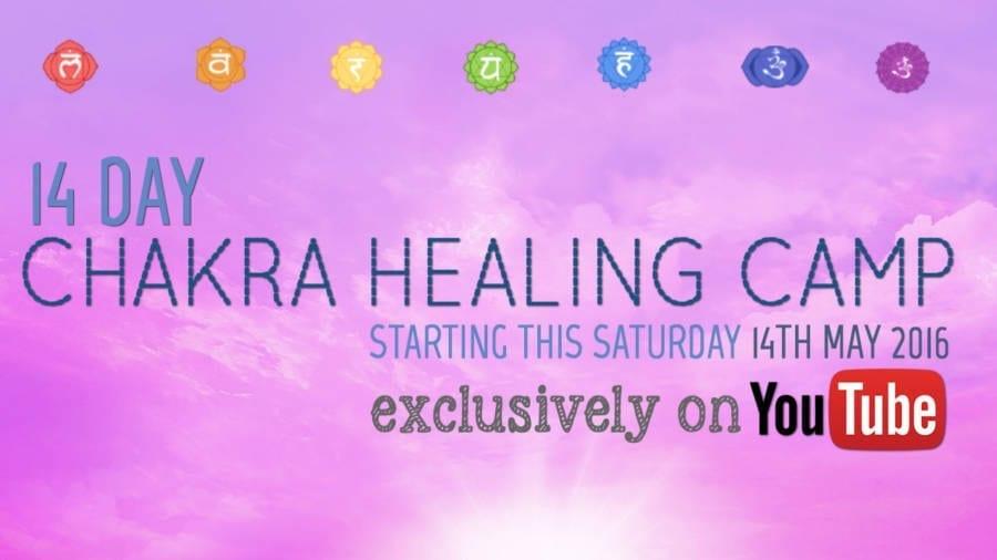 Chakra Healing Camp by Meditative Mind