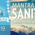 Day 19 of #40DaySADHANA | Mantra for Sanity : Asankh Murakh