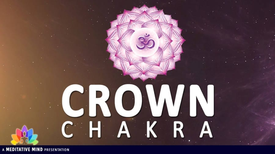 Crown Chakra Meditation Technique and Music