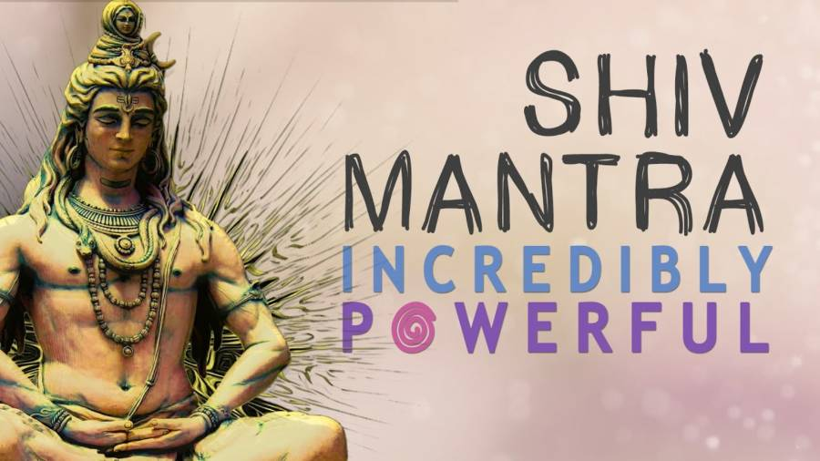 Conquer any Challenge || Chant Shiv Mantra Meditation || karpura-gauram with Meaning || Incredibly Powerful
