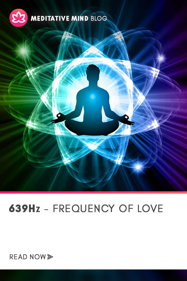 639 Hz Pure Tone – Solfeggio Frequency Attracts Love and
